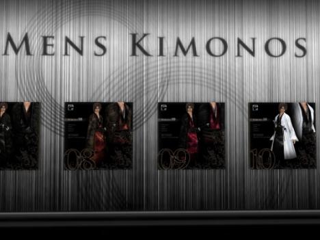 kimonos menstores
