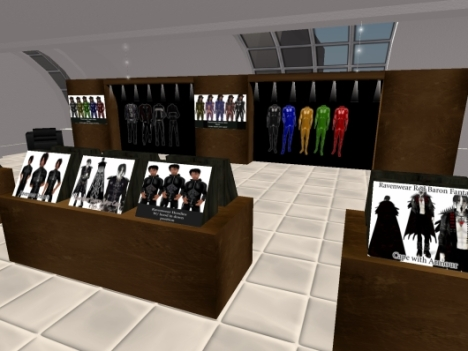 ravenwear men