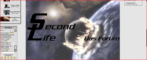 Second Life - Das Forum
