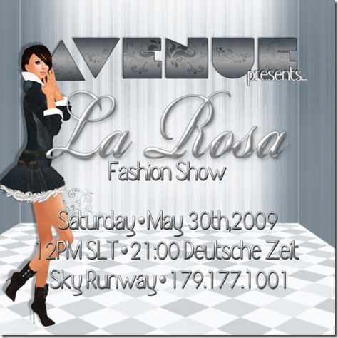 LaRosa Fashion Show1