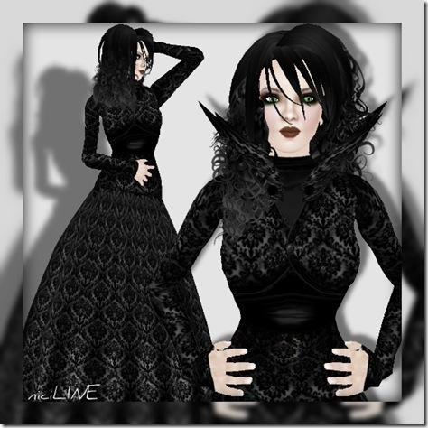 luna gothic gown1