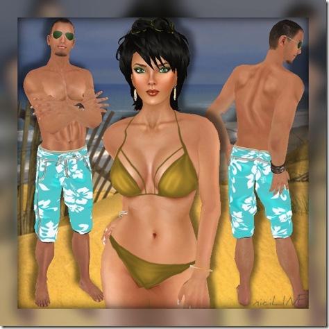 sys free bikini