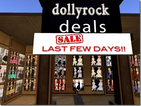 dollyrock sale