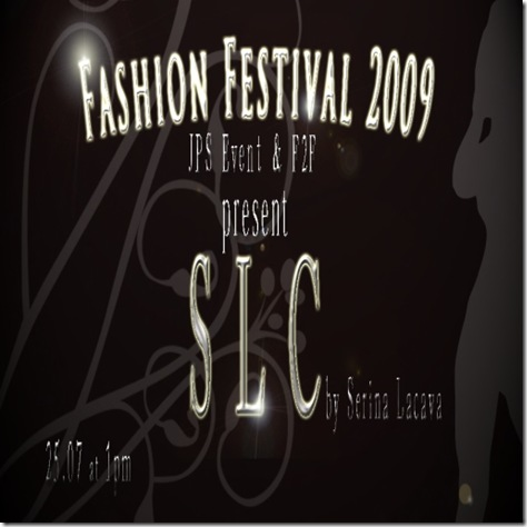 SLC fashion show