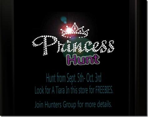 princess hunt