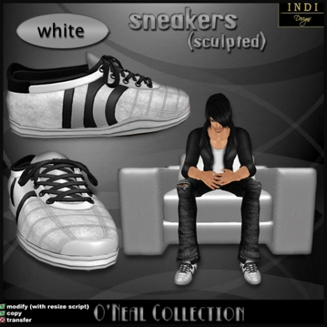 sneakerweiss