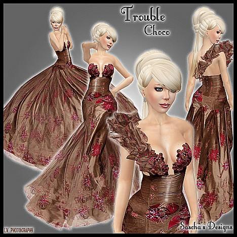 TroubleChocoVendor468
