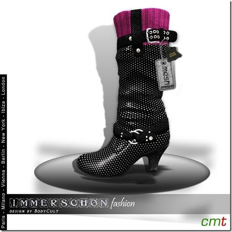 Mesh-Knit-Boots-Cuffs-black-pink-MP