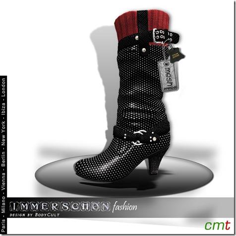 Mesh-Knit-Boots-Cuffs-black-red-MP