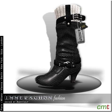 Mesh-Knit-Boots-Cuffs-black-white-MP