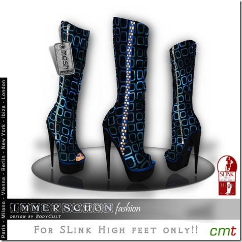 Mesh-High-Heel-Boots-SLink-Cube-blue-MP