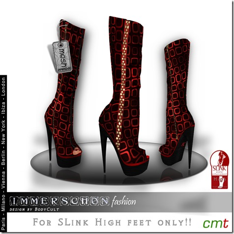 Mesh-High-Heel-Boots-SLink-Cube-red-MP
