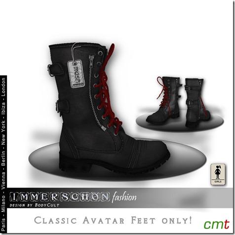 Mesh-Combat-Boots-black-silver-MP