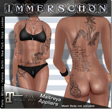Maitreya-Appliers-Tattoo-Pirate-Girl