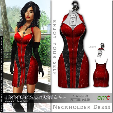 Mesh-Hanger-Neckholder-Dress-Carmen-Drop-red-MP