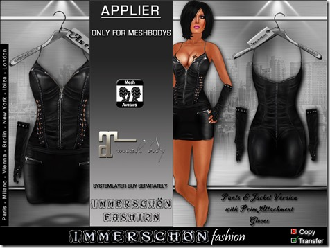 Leather-Dress-Aura-Maitreya-Applier